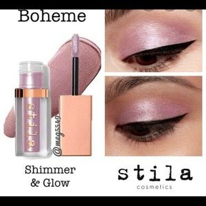 💕(2 for $35) Stila Shimmer and Glow Shadow Bohéme